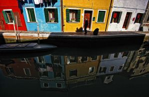burano. by intrados