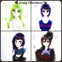 .:G:. Merry Christmas! (part 2 ) by BlackStarsShineToo