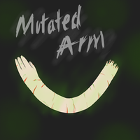 Mutated Arm - Contest Entry by Ask-Flamespawn