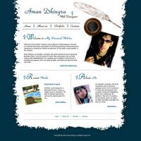 My Personal Site by amandhingra