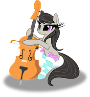 Octavia and Cello by Constellite