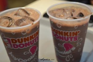 Icy Chocolate Drink by clongetch