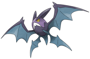 Mega Crobat by Smiley-Fakemon