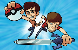 Smosh by StevenRayBrown