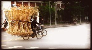 Chinese Transport by ShanghaiBoo