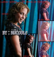 Lafee Songs Pack Actions by niicoole
