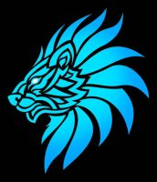 Blue Lion by verreaux