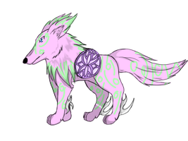 Roshu for barrette556 by GrimmXD-Adopts
