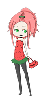 Custom Adopt: Strawberry by AliceEquinox