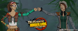 Fiona and Sasha - Tales From The Borderlands by javoris767