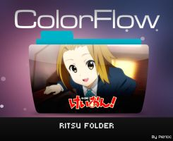 Colorflow Tainaka Ritsu by pierloc