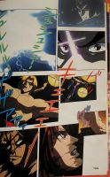 Street Fighter II V  Set Film Comics 002225223 by DIGITALWIDERESOURCE