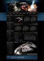 The Force 1.0 by nonlin3 by webgraphix