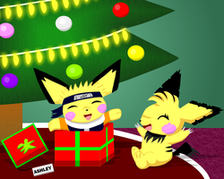 Christmas Morning by pichu90