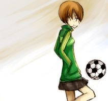 Chie by shuiro