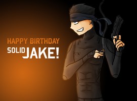 Solid Jake Birthday by Axeraider70