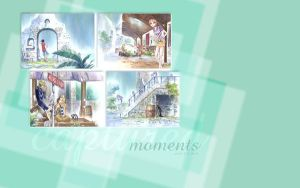 One Piece: Moments by ailend