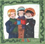 ASL- Exchange of Hot Chocolate by evaienna