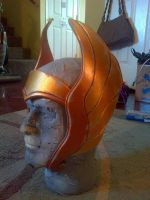 She-ra headdress wip by cimmerianwillow