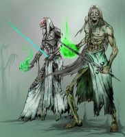 Wight Warriors by MSpiral
