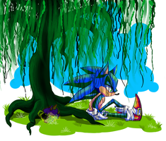 Willow Tree by SonicGirlGamer71551