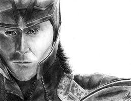 Avengers: Loki by wondering-souls