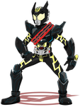 Kamen Rider Drive Type Special by Waito-chan