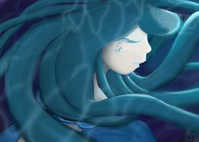 Lady of the Deep by Chowaa