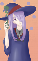 Little Witch Academia - Sucy by StrawberryCucumber