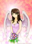2008_10_05 Angel yumi by RogueAngelAlan