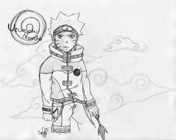New outfit for Naruto by Soul-Malfunction