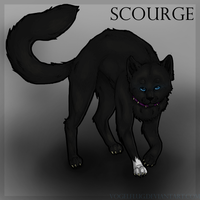 Contest Entry I Scourge by Moqie