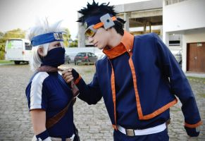 Team Minato Cosplay - I'll save Rin! by ivachuk