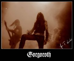 Gorgoroth - Inferno Festival by firlondion