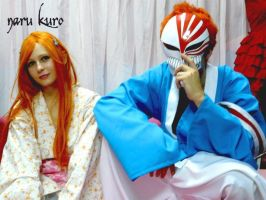 Alternative Bleach Cosplay by Verinha-chan