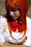 Bleach- Orihime by jujub
