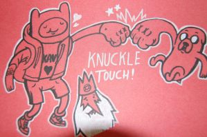 Knuckle Touch by keithokavv