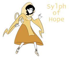 Sylph of Hope by SupaLexi