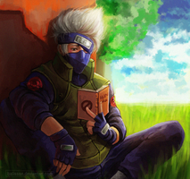 Kakashi Hatake by Balisson