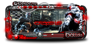 Tech Crysis Sign by lBattata