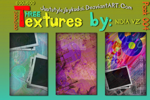 Textures Pack 004 by juststyleJByKUDAI