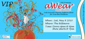 aWear Fashion Show Ticket 2 by RinnG