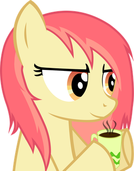 Rayne Storm - Coffee by Painbow-Dash