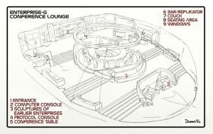 Enterprise-G Conference Lounge by Damon1984