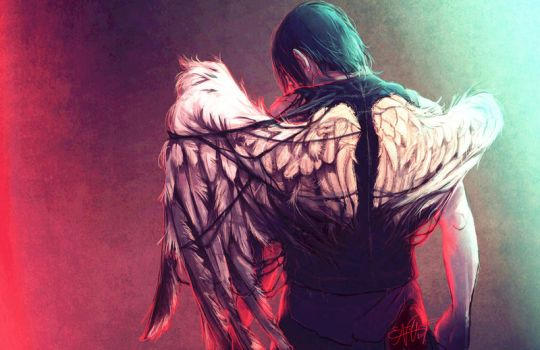 Icarus Iscariot by Sempaiko