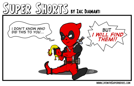 Super Shorts #1 by ZacAvalanche