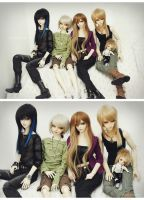 My Doll Family by dollstars