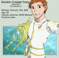 TBAS: Gordon Tracy by ode2sokka