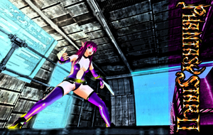Nei - Phantasy Star 2 - 01 - Second Life by Jace-Lethecus