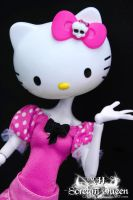 MH Hello Kitty by KittRen
